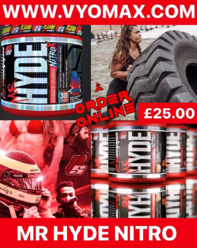 Pro Supps  Mr Hyde NitroX - 231g